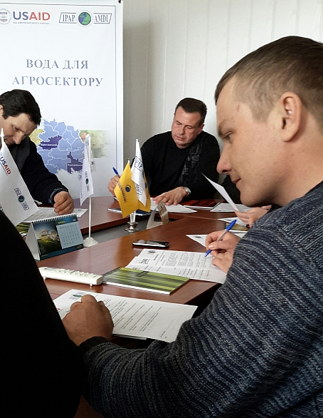 Pavlivka training tariffs1